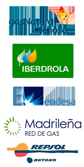 servicio tecnico de calderas Collado Villalba Autorizado marcas de gas
