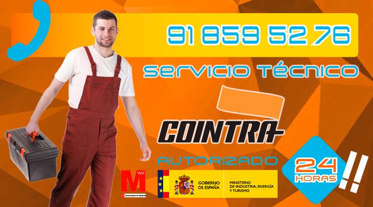 Servicio Tecnico Calderas Cointra Collado Villalba