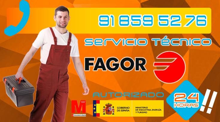 Servicio Tecnico Calderas Fagor Collado Villalba