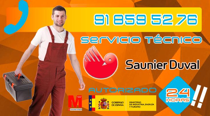 Servicio Tecnico Calderas Saunier Duval Collado Villalba