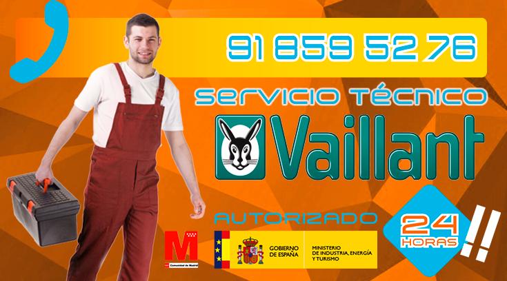 Servicio Tecnico Calderas Vaillant Collado Villalba