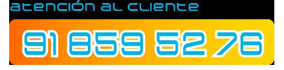 telefono atencion cliente servicio tecnico calderas Collado Villalba