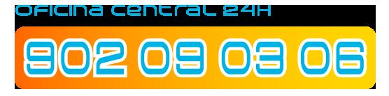telefono oficina central servicio tecnico de calderas en Collado Villalba