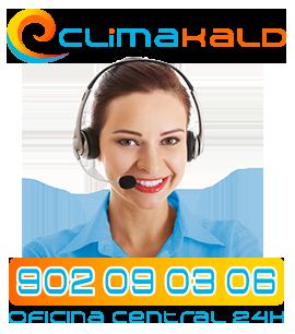 servicio tecnico autorizado de calderas 24 horas urgente en Collado Villalba