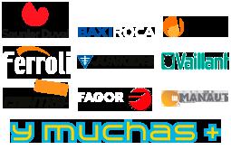 servicio tecnico de calderas Roca, BaxiRoca, Saunier Duval,Cointra, Ferroli, Domusa, Vaillant y Fagor en Collado Villalba