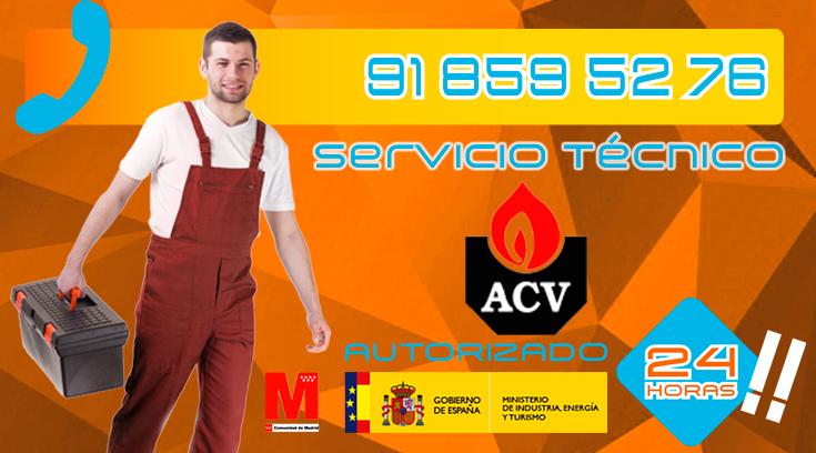Servicio Tecnico Calderas ACV Collado Villalba