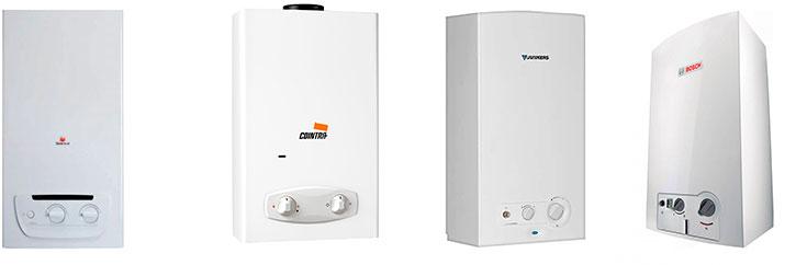 reparación de calentadores a gas o eléctricos en Collado Villalba