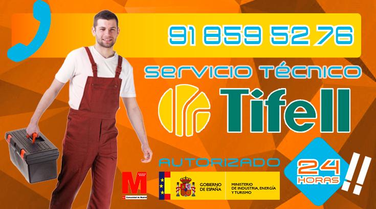 Servicio Tecnico Calderas Tifell Collado Villalba