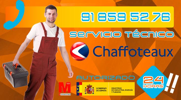 Servicio Tecnico Calderas Chaffoteaux Collado Villalba