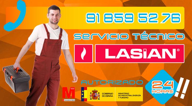 Servicio Tecnico Lasian Collado Villalba