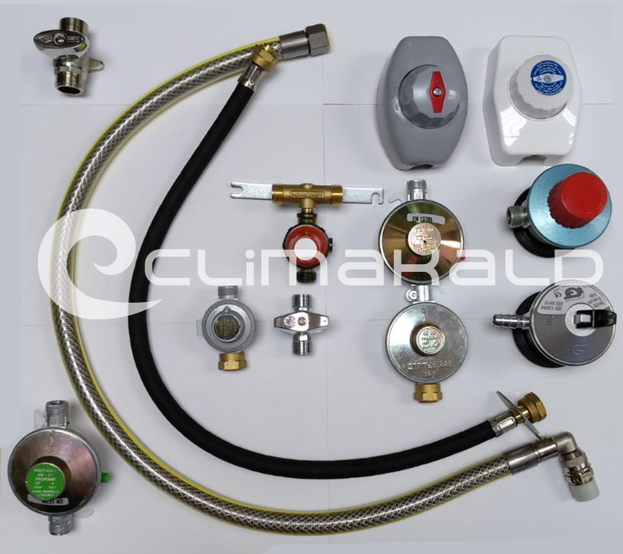 cambiar regulador de gas propano o butano en Collado Villalba