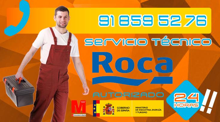 Servicio Técnico Calderas Roca en Alpedrete