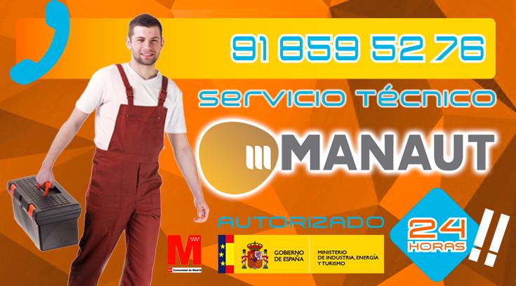 Servicio Técnico Calderas Manaut en Collado Villalba