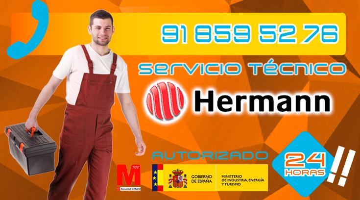 Servicio Técnico Calderas Hermann en Collado Villalba