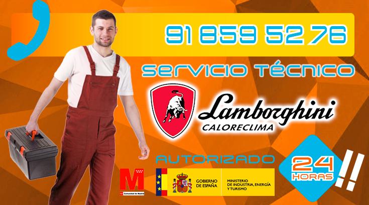 Servicio Técnico Calderas Lamborghini en Collado Villalba